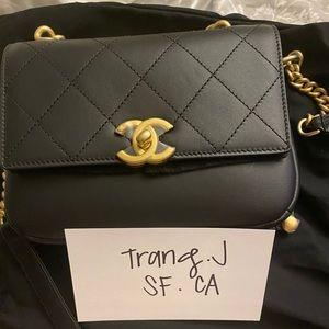 Chanel 18k Flapbag